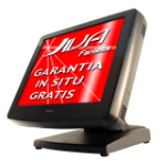 "Posiflex KS-7417 43,2 cm (17"") Pantalla táctil 2 GHz J1900 Todo-en-Uno Negro"
