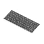HP L14366-251 notebook spare part Keyboard