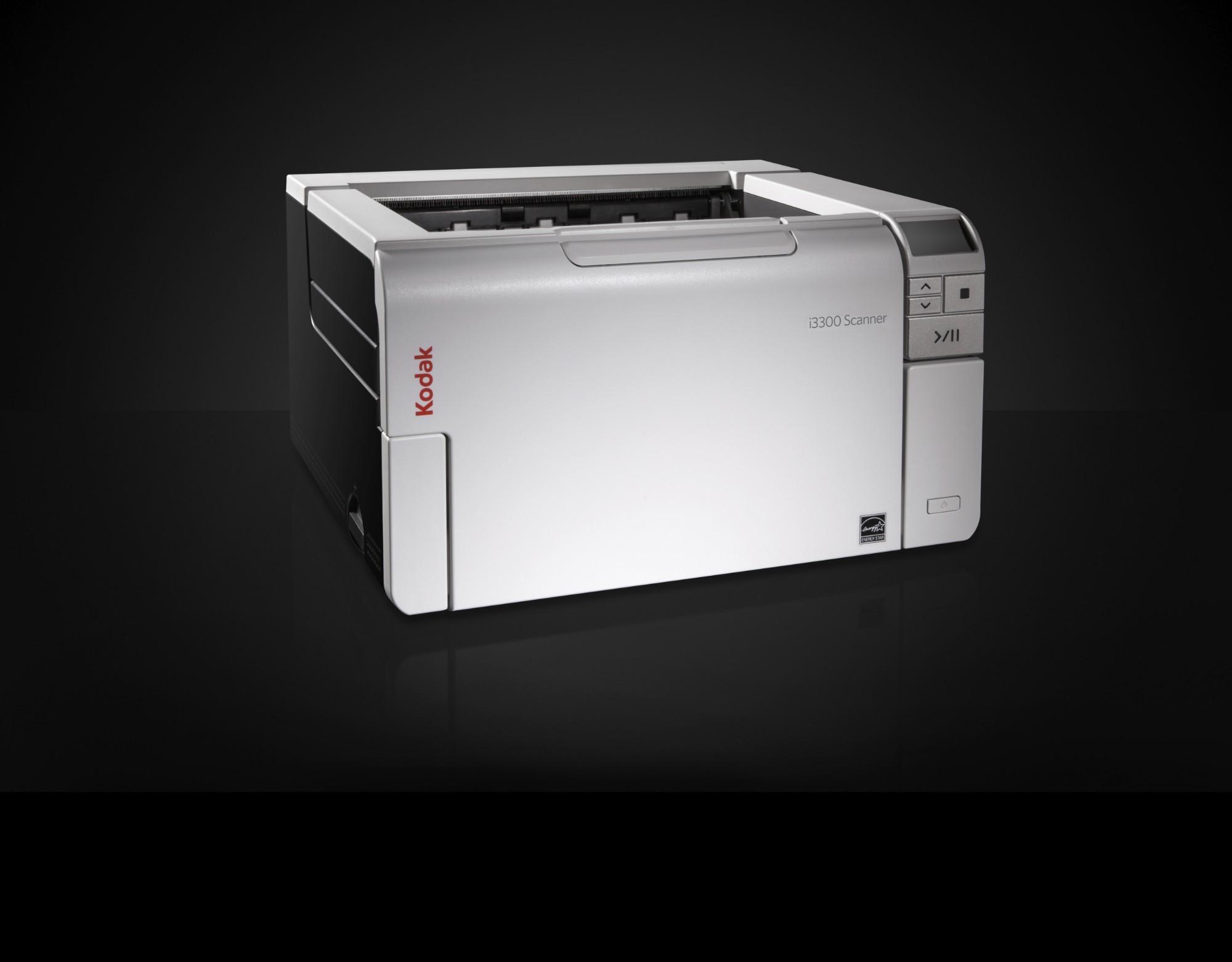 Kodak i3300 Scanner ADF scanner 600 x 600DPI A3 Black,Grey