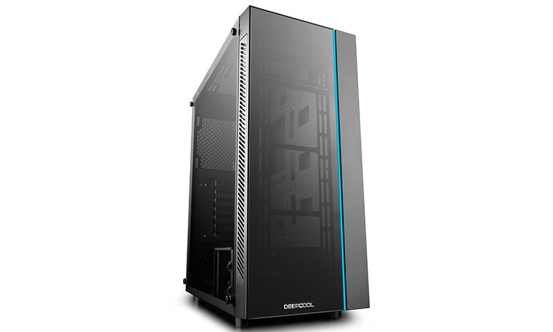 DeepCool MATREXX 55 computer case Midi-Tower Black