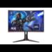 """AOC C27G2ZU/BK pantalla para PC 68,6 cm (27"""") 1920 x 1080 Pixeles Full HD LED Negro, Rojo"""