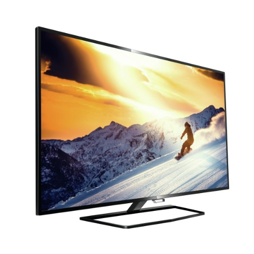 "Philips 40HFL5011T 101.6 cm (40"") Full HD 350 cd/m² Black Smart TV 16 W A+"