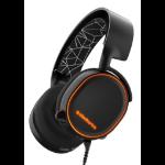 Steelseries Arctis 5 Binaural Head-band Black headset