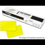 CAPTURE Yellow Plastic Card (0.76mm) -