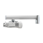 SMS Smart Media Solutions FS000680AW-P2 wall Aluminium,White project mount