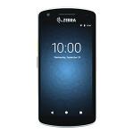 "Zebra EC50 handheld mobile computer 12.7 cm (5"") 720 x 1280 pixels Touchscreen 173 g Black, Grey, White"