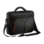 "Targus Classic+ notebook case 39.6 cm (15.6"") Briefcase Black"