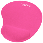 LogiLink ID0027P mouse pad Pink