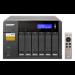 QNAP TS-653A NAS Tower Ethernet LAN Black
