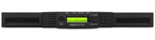 Tandberg Data NEOs StorageLoader tape auto loader/library 20000 GB 1U Black