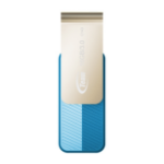 Team Group C143 USB flash drive 16 GB USB Type-A 3.2 Gen 1 (3.1 Gen 1) Blue,Gold