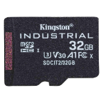 Kingston Technology Industrial memory card 32 GB MicroSDHC UHS-I Class 10