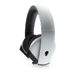 Alienware AW510H Headset Head-band Schwarz, White