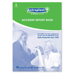 Wallace ACCIDENT REPORT BOOK A4 5401016