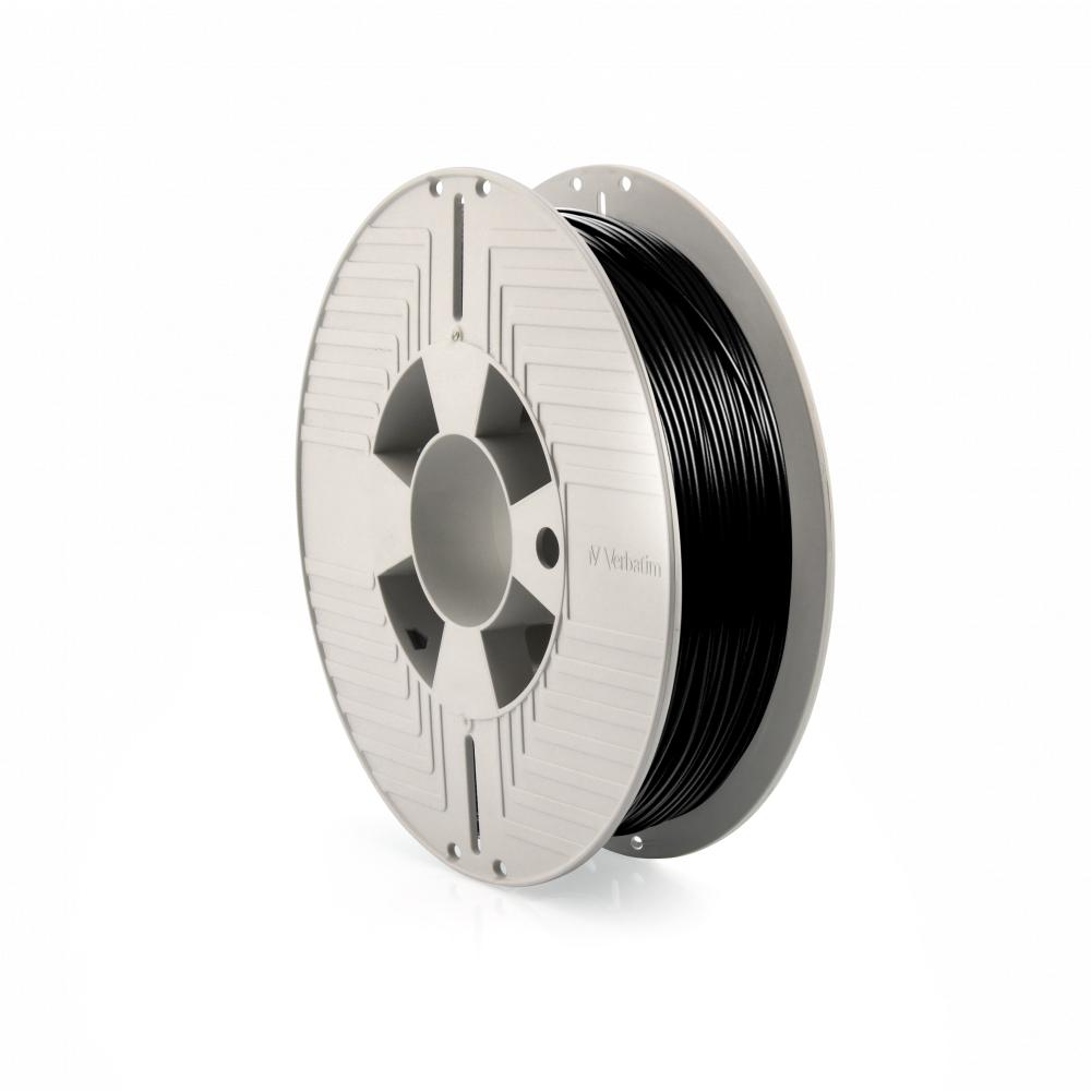 Verbatim 55511 3D printing material Thermoplastic Elastomer TPE Black 500 g