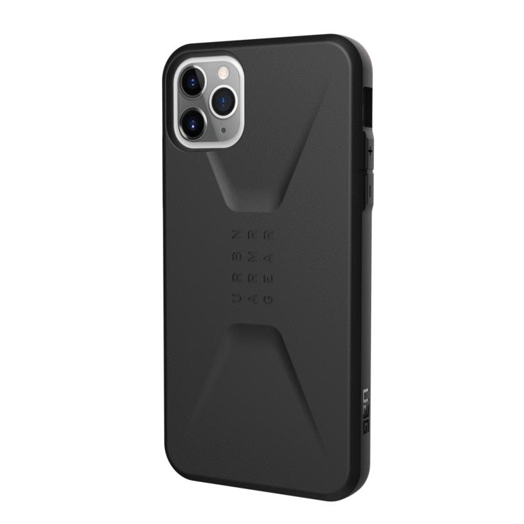 "Urban Armor Gear 11172D114040 funda para teléfono móvil 16,5 cm (6.5"") Negro"