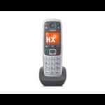 Gigaset E560HX Analog/DECT telephone Black Caller ID