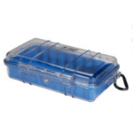 Pelican 1050 MicroCase equipment case Blue