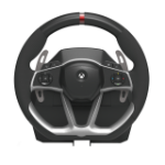 Hori Force Feedback Racing Wheel DLX Black USB Steering wheel + Pedals Digital Xbox One, Xbox Series S, Xbox Series X