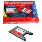 Lindy PCMCIA Compact Flash Adaptor Card interface cards/adapter