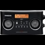 Sangean PR-D5 Black Portable Digital Black radio