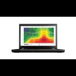 "Lenovo ThinkPad P50 2.8GHz E3-1505MV5 15.6"" 3840 x 2160pixels Black Mobile workstation"