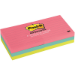 POST-IT 630-6AN NOTES RULED CAPETOWN 73 X 73MM ASSORTED PACK 6