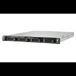 Fujitsu PRIMERGY RX1330 M3 server 3 GHz Intel® Xeon® E3-1220V6 Rack (1U) 300 W