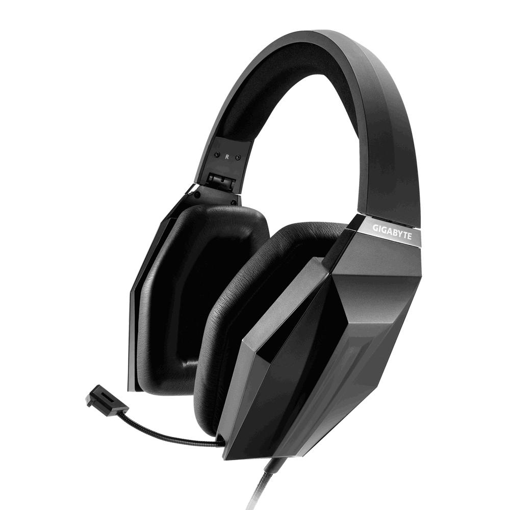 Gigabyte FORCE H7 Binaural Head-band Black headset