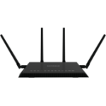 Netgear X4S AC2600 Dual-band (2.4 GHz / 5 GHz) Gigabit Ethernet Black wireless router