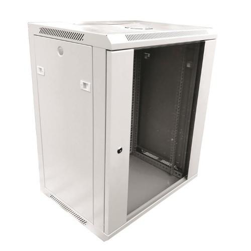 Garbot W02-6415GW rack cabinet 19U Wall mounted rack White