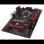 MSI Z270 GAMING PLUS Intel Z270 LGA 1151 (Socket H4) ATX
