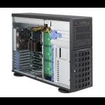 Supermicro 745BTQ-R1K28B Intel C204 LGA 1155 (Socket H2)