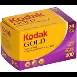 Kodak Gold 200 135/24 colour film 24 shots