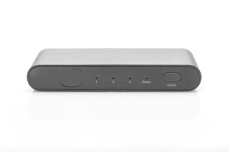 DIGITUS DS-45316 VIDEO SWITCH HDMI