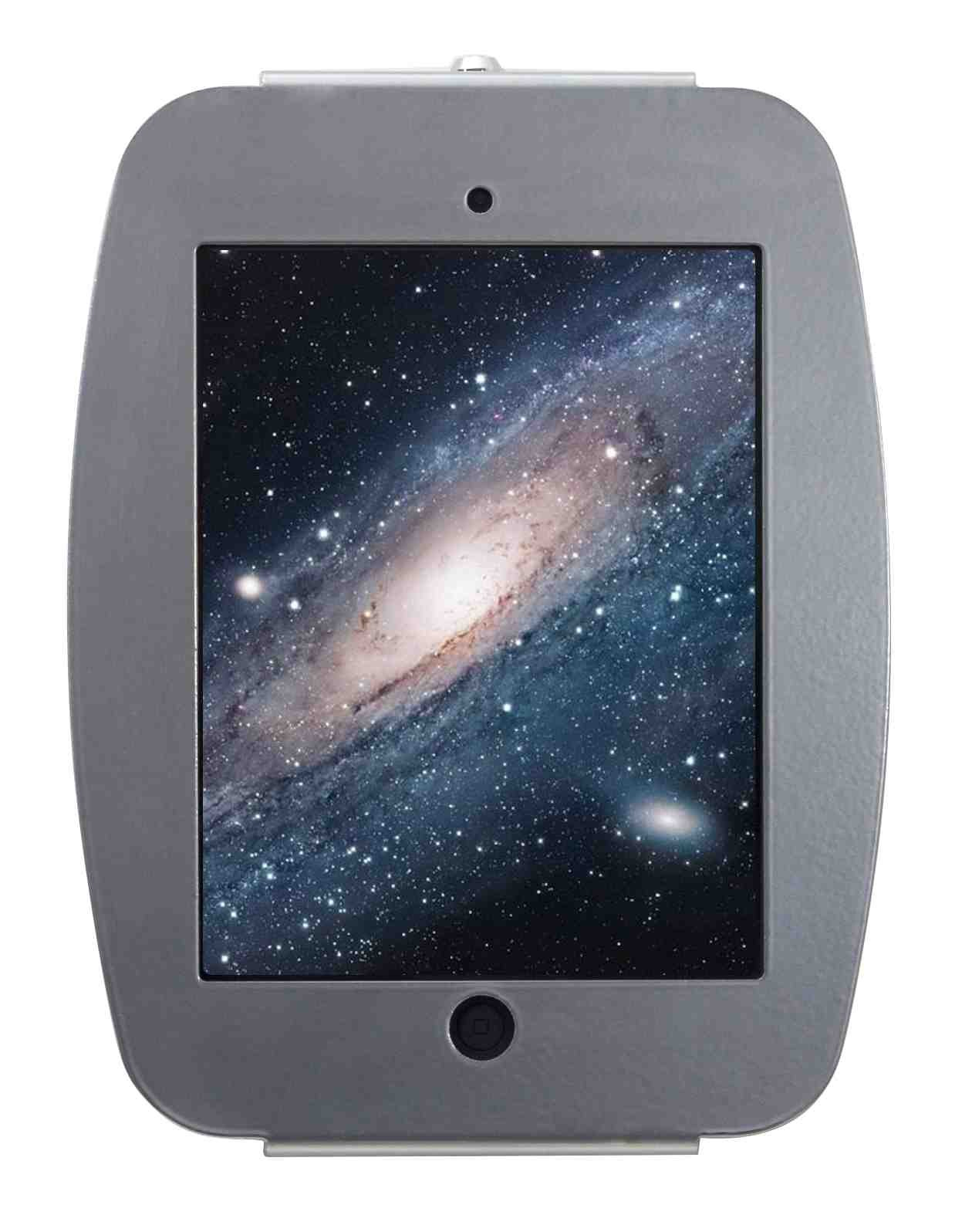Maclocks Apple iPad Mini Space Enclosure Series Wall Mount Case - Silver - (235SMENS)