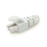 Cablenet 22-2066 cable boot White