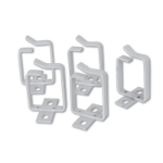 Digitus DN-19 ORG-2 cable clamp Grey 10 pc(s)