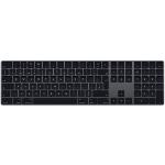 Apple Magic keyboard Bluetooth QWERTY UK English Grey