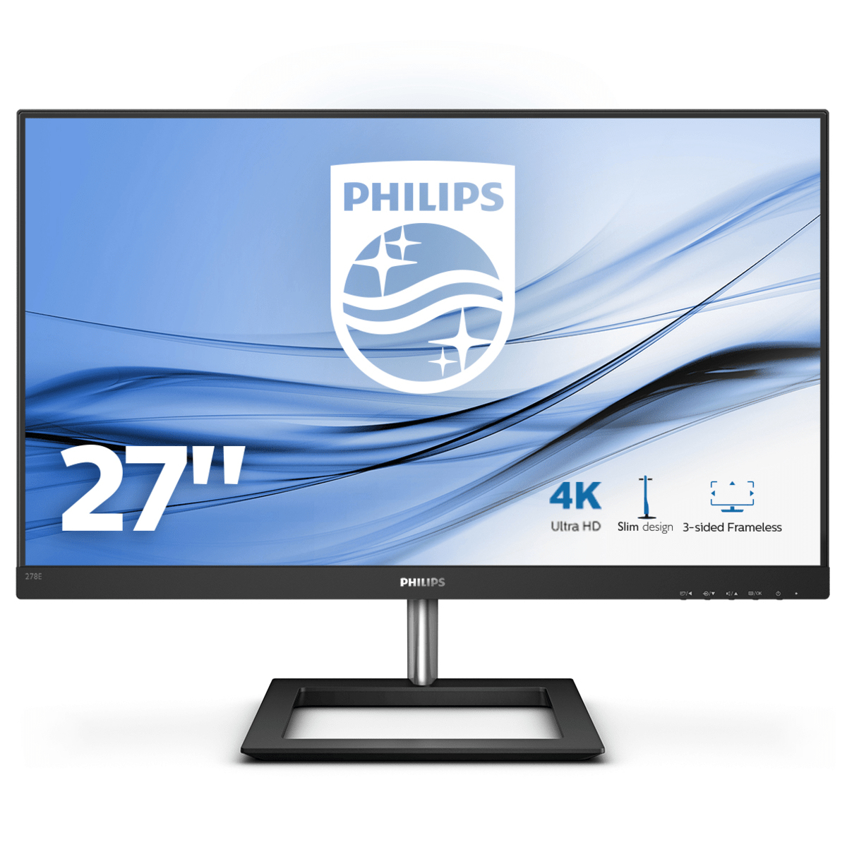 Philips E Line 278E1A/00 computer monitor 68.6 cm (27