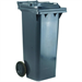 VFM REFUSE CONTAINER 80L 2 WHLD GRY 331331