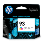 HP 93 Original Cyan,Magenta,Yellow 1 pc(s)
