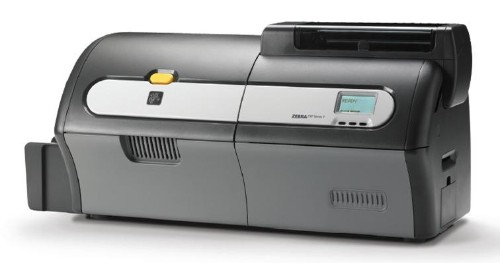 Zebra ZXP7 plastic card printer Dye-sublimation/Thermal transfer Colour 300 x 300 DPI