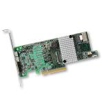 Broadcom MegaRAID SAS 9271-4i PCI Express x8 3.0 6Gbit/s RAID controller