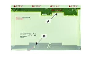 2-Power 2P-LP171WX2 (A4)(K7) notebook spare part Display