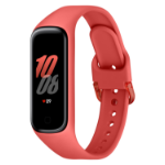 """Samsung Galaxy Fit2 AMOLED Wristband activity tracker 2.79 cm (1.1"""") Red"""