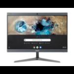 "Acer Chromebase CA24I2-5T2 23.8"" 1920 x 1080 pixels 8th gen Intel® Core™ i5 8 GB DDR4-SDRAM 128 GB SSD Chrome OS Wi-Fi 5 (802.11ac) All-in-One PC Silver"