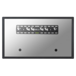 "Newstar LED-W040 52"" Black flat panel wall mount"