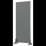 Nobo 1915504 magnetic board Grey
