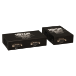 Tripp Lite VGA over Cat5/Cat6 Extender Kit, Box-Style Transmitter & Receiver with EDID, 1920x1440 at 60Hz, Up to 305 m